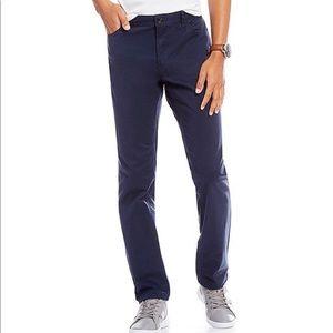 Michael Kors Slim-Fit Parker Corduroy Pants